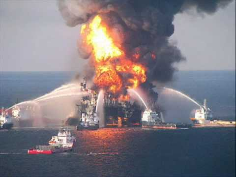 Deepwater Horizon oil spill disaster