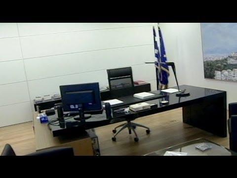 Le siège de Nouvelle démocratie à Athènes cible d'une attaque