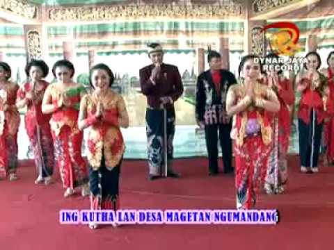 All Artist - Magetan Kumandang (Official Music Video)