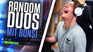 LUSTIGSTES RANDOM DUO ALLER ZEITEN | Fortnite: Battle Royale | Papaplatte