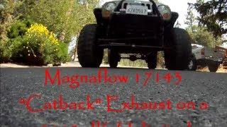 Magnaflow Exhaust System #17143- 2013 Jeep JK