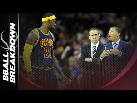 Are Cavaliers Any Different Under Tyronn Lue