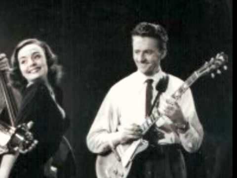 Bruce Clarke&the Rockers - Sleepwalk 1959 - W&G - WG SL 839.wmv