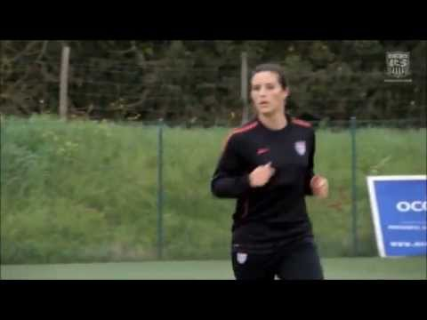 Ali Krieger - Little Warrior