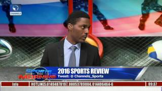 2016 Sports Review: Discussing Expectations In The New Year Pt. 2
