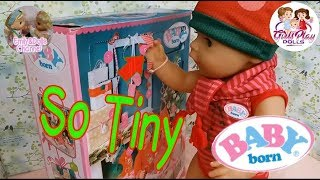 Baby Born Doll Videos| Opening Baby Born Advent Calendar 9th Surprise With Elly🎄So Beautiful📿🎁