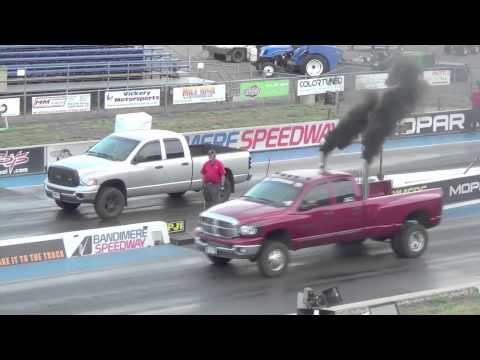 Diesel Drag Trucks Drag Racing