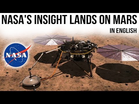 NASA's InSight lands on Mars, Unlocking mysteries of space evolution, Current Affairs 2018