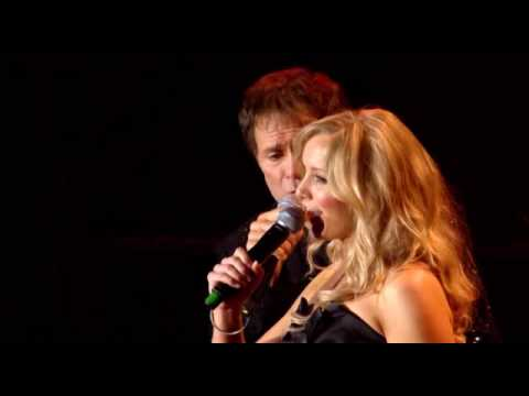 Sir Cliff Richard and Abby Osmond - ALL I ASK OF YOU