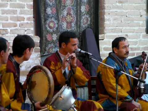 Uzbek Traditional Music and Dance in Bukhara 2