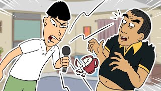 [Hilarious Voice Acting Lessons Prank - Ownage Pranks] Video