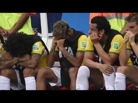 Auch Oranje vermöbelt Selecao | Brasilien - Niederlande 0:3 | FIFA WM 2014