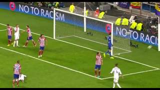Real Madrid 4 1 Atletico HD Full Match Partido Completo Final Champions 2014 COPE La Décima