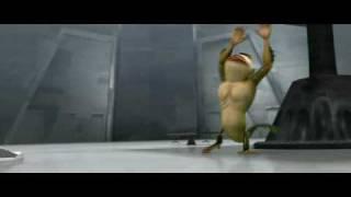 Monsters vs. Aliens Trailer (HD)