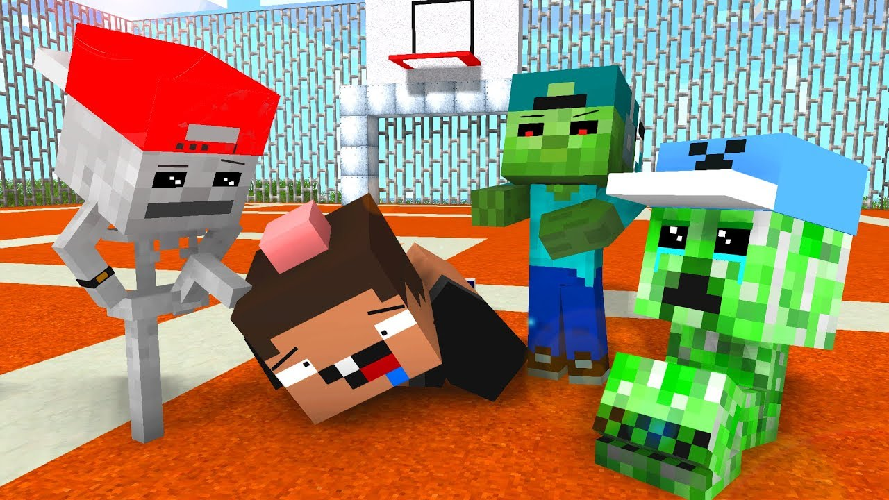 Mob Kids Life 2 - Craftronix Minecraft Animation