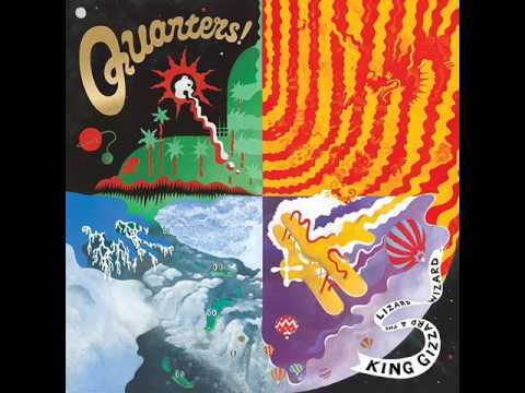 King Gizzard And The Lizard Wizard - God Is In The Rhythm