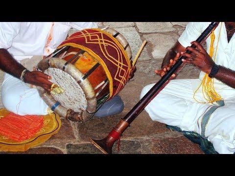 Nadaswaram And Thavil - Mpn Sethuraman & Mpn Ponnuswamy video