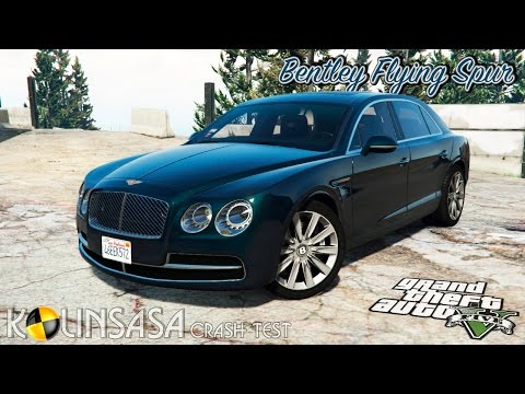 Bentley Flying Spur [add-on]
