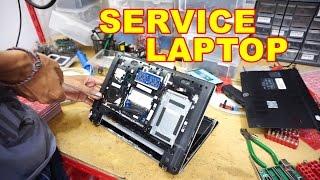 Memperbaiki Laptop Tidak Mau Charge VLOG66