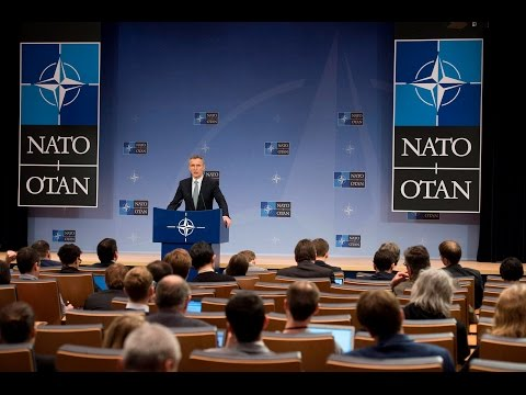 NATO Secretary General - Press Conference, Defence Ministers Meeting, 10 FEB 2016, Part 1/2