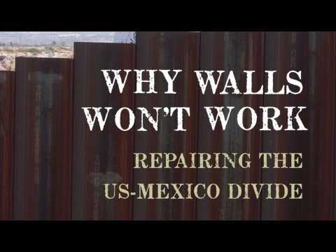 Why Walls Won't Work: An Interview with Michael Dear