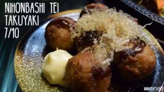 Food Review: Takuyaki (Octopus Balls) of Nihonbashitei, Makati City