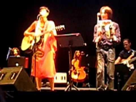 La canzone del sole – Battisti (live Andrea Mirò e Alberto Fortis)