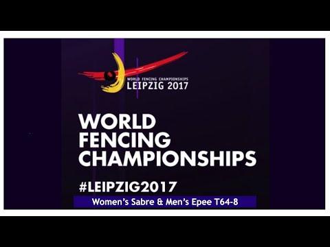 World Fencing Championships Leipzig Day02 Direct Elimination