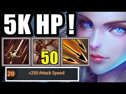 5K HP CM FAT Girl | Dota 2 Ability Draft