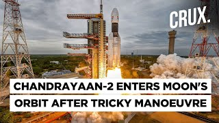 Chandrayaan-2 Successfully Enters Lunar Orbit