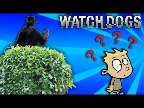 Trolling While Hiding In A Bush! Epic Live Watch Dogs Online Hacking Gameplay
