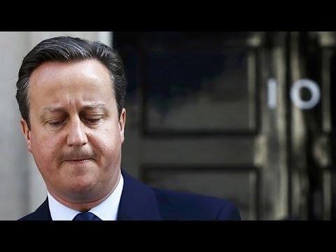 Brexit: David Cameron wirft das Handtuch