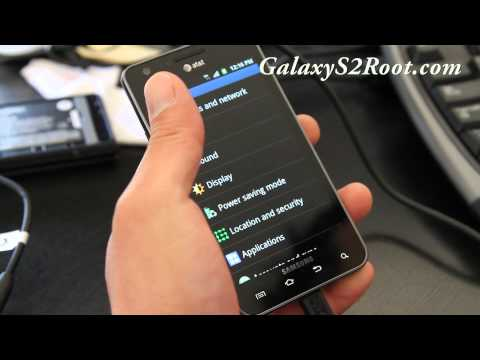 How to Unroot AT&T Galaxy S2! [SGH-i777]