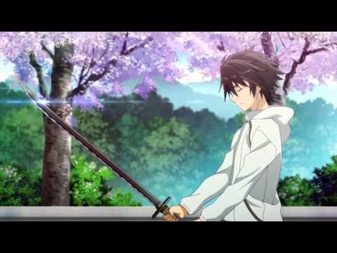 "Chivalry of a Failed Knight | Rakudai Kishi no Kyabarurii | Opening ""Identity"" by Mikio Sakai"