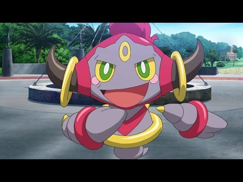Pokémon The Movie: Hoopa And The Clash Of Ages Trailer video