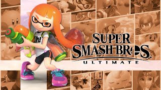 Bomb Rush Blush - Super Smash Bros. UItimate