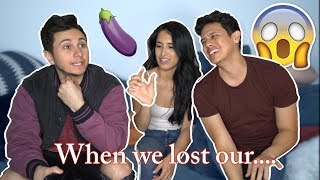 Our First Time...(ft. Supereeego & Jazmine Garcia)