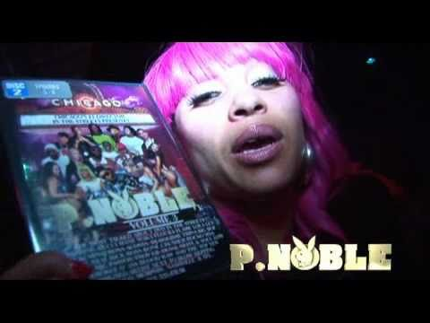 P.NOBLE TV  B-DAY WEEKEND ROXY REYNOLDS, PINKY XXX CUBANALUST  TITY BOI Boss Kane CAP 1 Shawnna