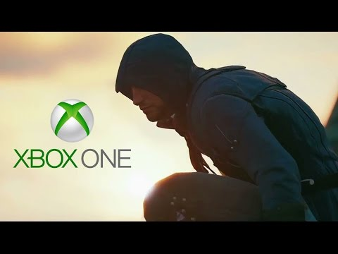 Assassin's Creed Unity & Black Flag Xbox One Bundle - Announcement Trailer