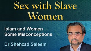 Sex with Slave Women (Some Misconceptions)