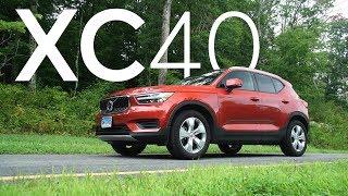 2019 Volvo XC40 Quick Drive   Consumer Reports