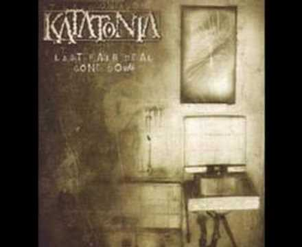 Katatonia - Disposession