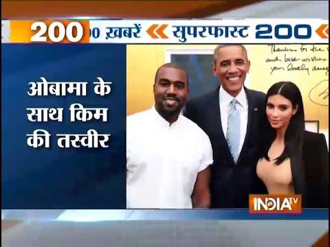 India TV News: Superfast 200 Feb1, 2015