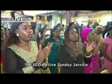 SCOAN LIVE SERVICE SUNDAY 26 03 2017  PRAISE WORSHIP  VIDEO 2