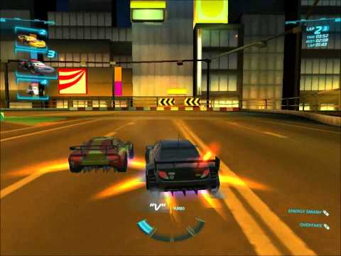 Cars 2 PC Gameplay 720p HD