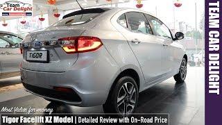 Tata Tigor XZ Model Detailed Review by Team Car Delight | Tigor XZ