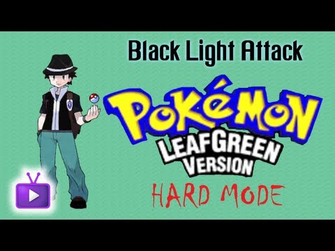 ★ Pokemon: LeafGreen Let's Play GRAND FINALE - Nuzlocke, ft. BlackLightAttack