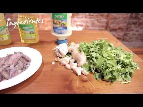Productos Jumbo - Calamares Salteados
