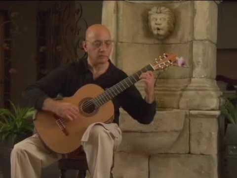 Sebastian Yradier: La Paloma (Arranged by Francisco Tarrega)