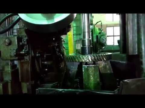 How To Helical Gear Teeth Cutting On